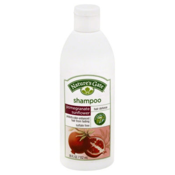 Nature's Gate Shampoo Pomegranate + Sunflower