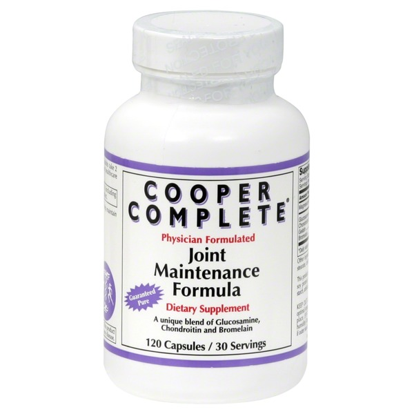 Cooper Complete Joint Maintenance Formula