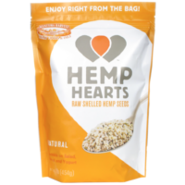 Manitoba Harvest Hemp Hearts Raw SHelled Hemp Seeds Natural
