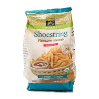 365 Organic Shoestring French Fries