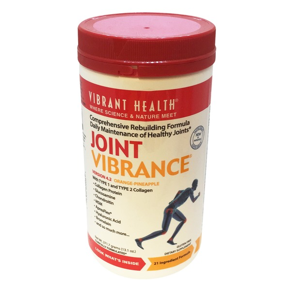 Vibrant Health Orange Pineapple Joint Powder