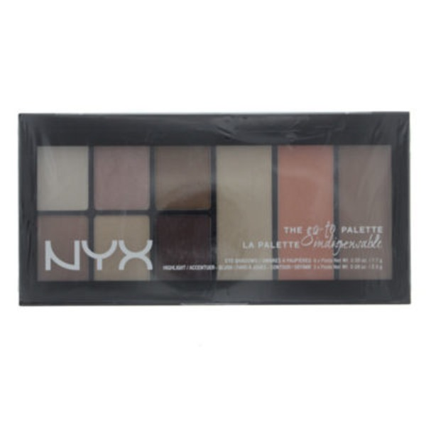 Nyx Eyeshadow Medium Multi Color