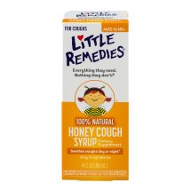 Little Remedies? Honey Cough Syrup