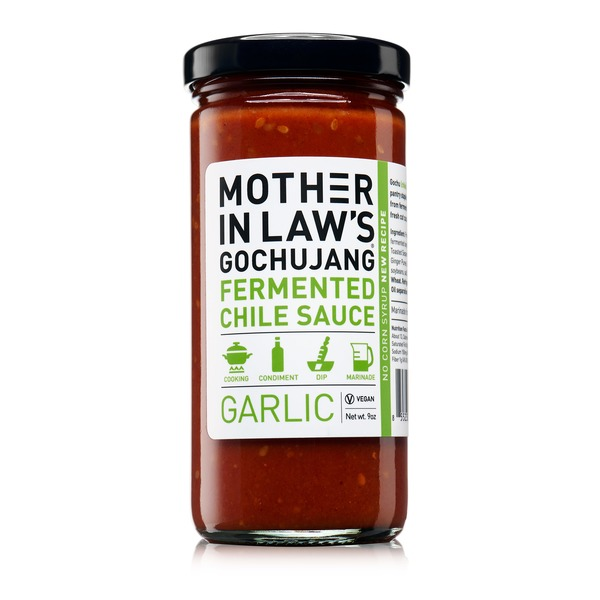 Mother In Law's Kimchi Gochujang Fermented Garlic Chile Paste