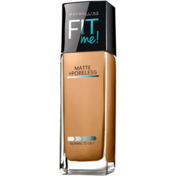 Fit Me® 322 Warm Honey Matte + Poreless Foundation