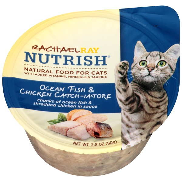 Nutrish Ocean Fish & Chicken Catch-iatore Cat Food