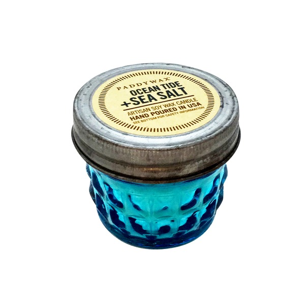 Paddywax Ocean Tide And Sea Salt Soy Wax Candle