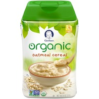 Gerber Organic Cereal Oatmeal Baby Cereal