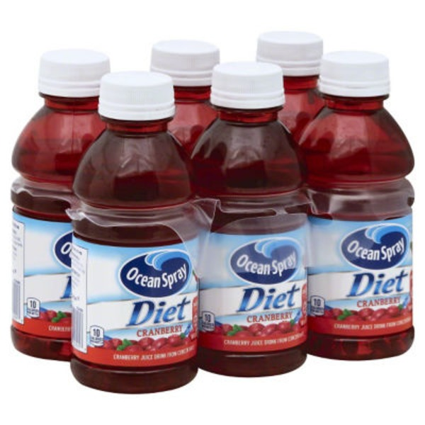 Ocean Spray Diet Diet Cranberry Juice Drink