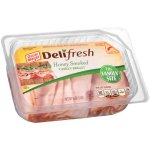 Oscar Mayer Deli Fresh Honey Smoked Turkey Breast, 16 oz