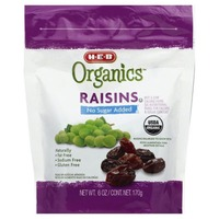 H-E-B Raisins No Sugar Added