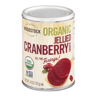 Woodstock Farms Organic Jellied Cranberry Sauce