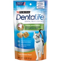 Dentalife Cat Tasty Chicken Flavor Dental Cat Treats