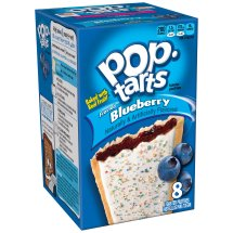 Kellogg's Pop-Tarts Frosted Blueberry Toaster Pastries 8 ct 14.7 oz