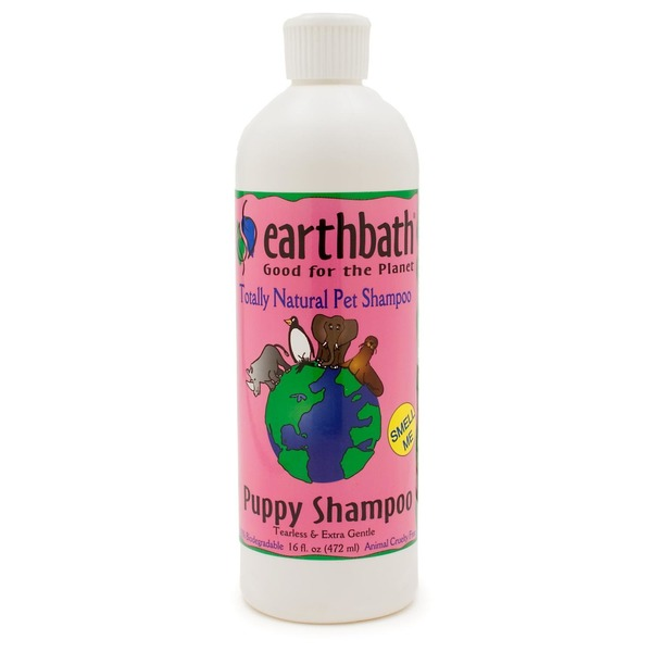 Earthbath Totally Natural Puppy Shampoo
