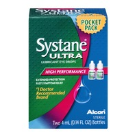 Systane Ultra Eye Drops Lubricant High Performance