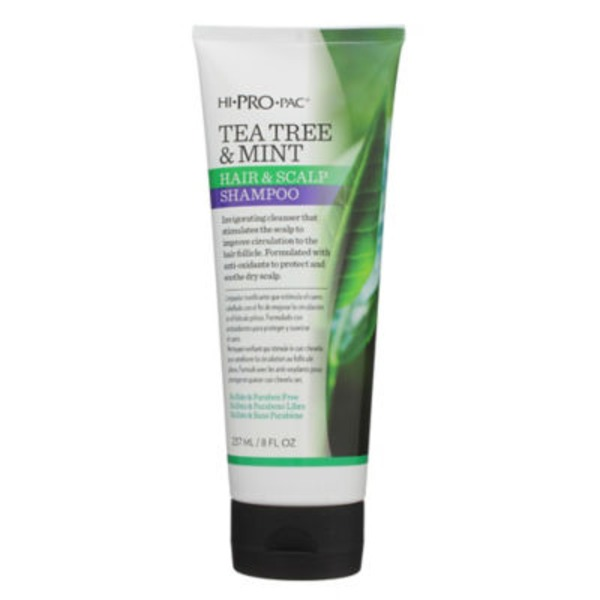 Pro Pac Tea Tree & Mint Shampoo