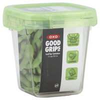 OXO Container, Lock Top, 2.5 Cups/20.3 Oz, Green