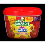 Chef Boyardee Mini Beef Ravioli & Meatballs, 7.5 Oz.
