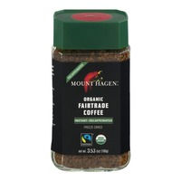 Mount Hagen Organic Fair Trade Coffee Instant Decaffeinated