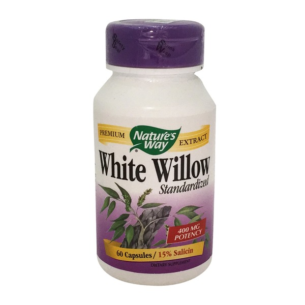 Nature's Way White Willow Bark Extract
