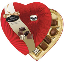 Russell Stover Assorted Chocolates in Valentine's Heart Box