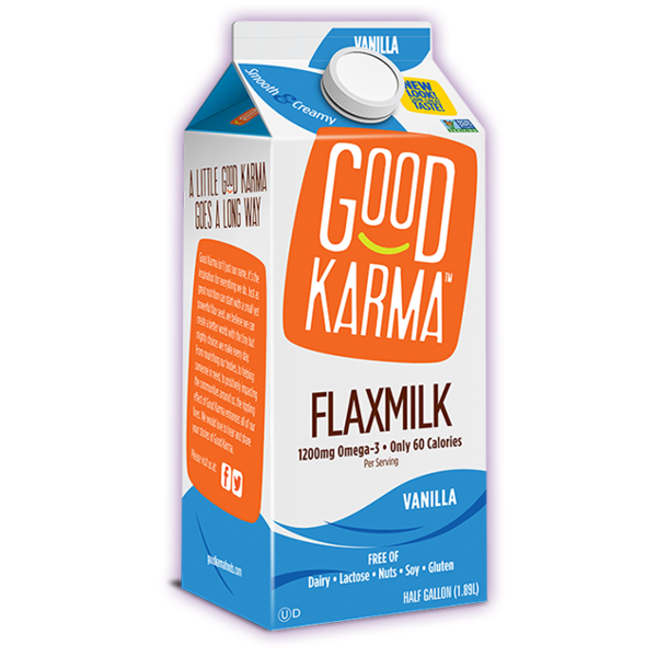 Good Karma Vanilla Flaxmilk