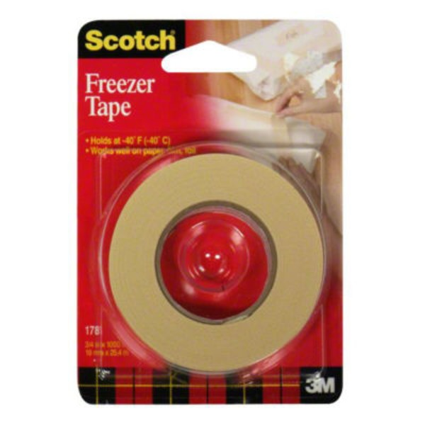 Scotch Freezer Tape