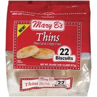 Mary B's Thins 22 Ct Biscuits