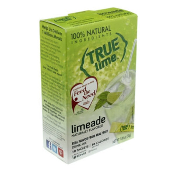 True Citrus Limeade Stick