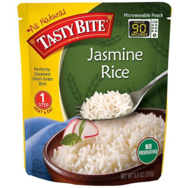 Tasty Bite Jasmine Rice