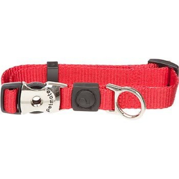 Petmate Fire Red  Adjustable Collar 3/4