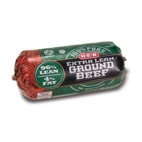 H-E-B 96/40 Extra Lean Ground Beef