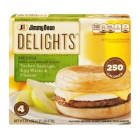 Jimmy Dean Delights Turkey Sausage, Egg White & Cheese Muffin