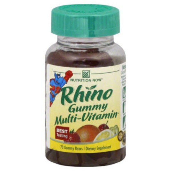 Rhino Multi Vitamin Gummies - 70 CT