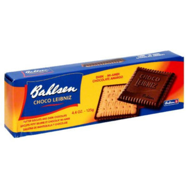 Bahlsen Crispy Cookies Dark Chocolate