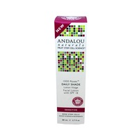 Andalou Naturals Daily Shade, Sensitive, Box