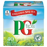 PG Tips Black Tea Pyramid Bags