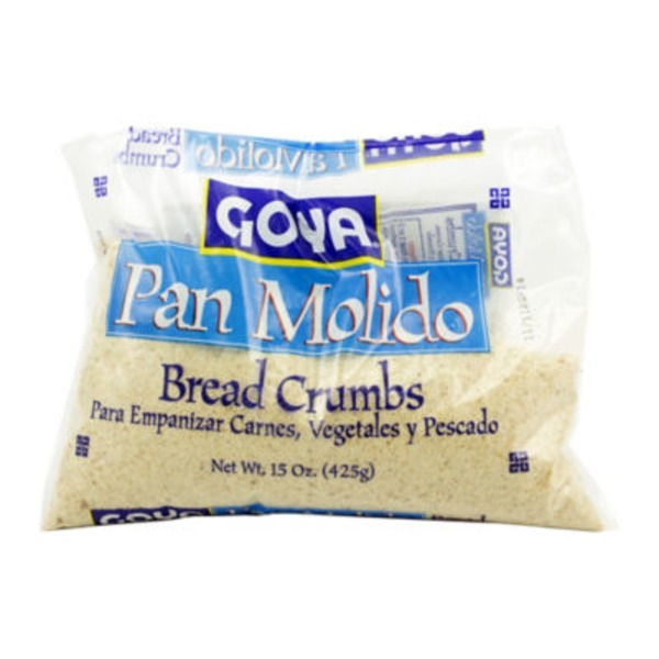 Goya Bread Crumbs Pan Molido
