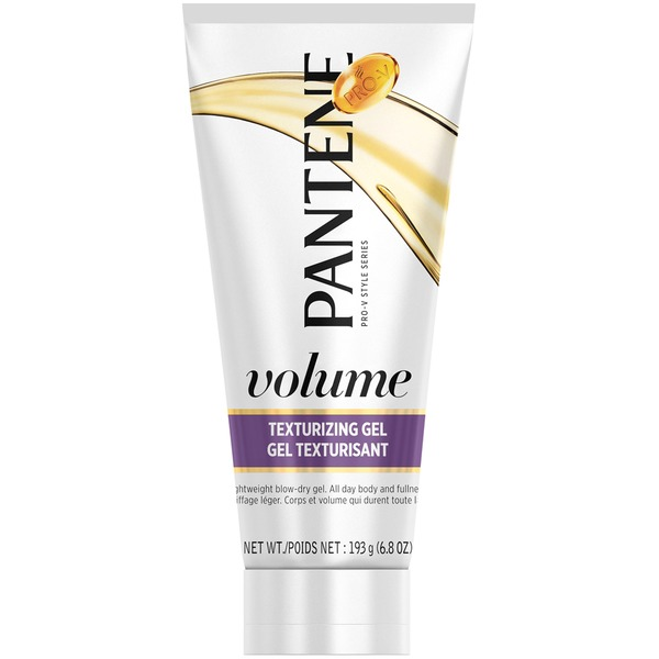 Pantene Body Builder Pantene Sheer Volume Texturizing Gel 6.8 oz  Female Hair Care