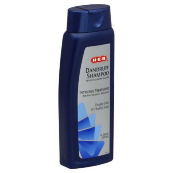 H-E-B Intensive Treatment Dandruff Shampoo