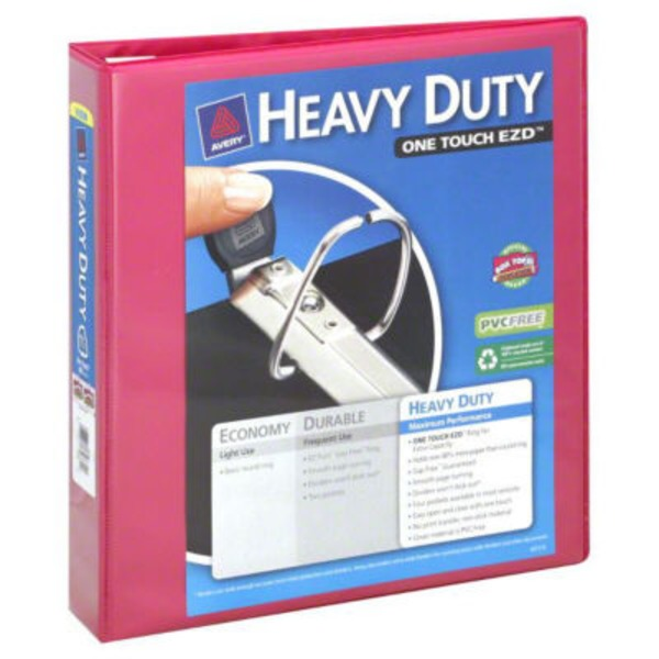 Avery Heavy Duty 1-1/2 Inch Binder