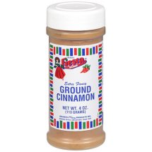 Bolner's Fiesta Brand Ground Cinnamon, 4 oz