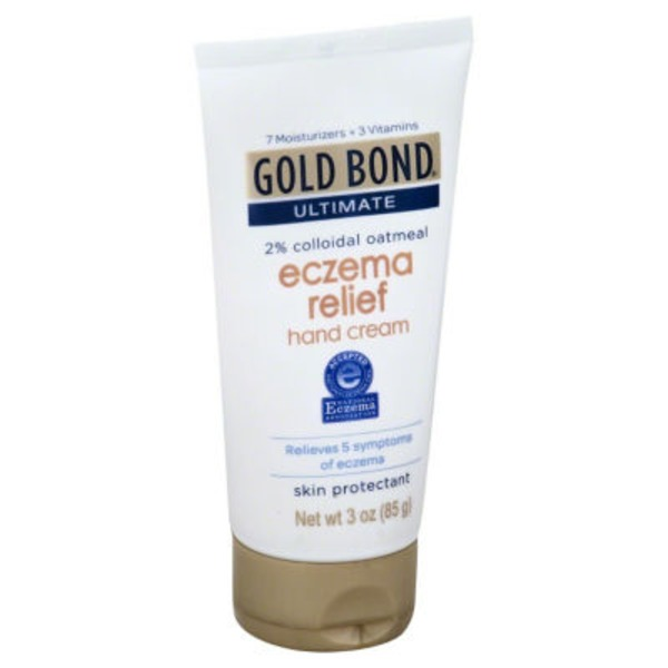 Gold Bond Ultimate Eczema Relief Had Cream