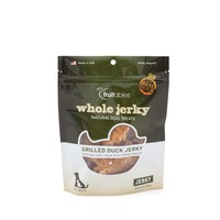 Wildly Natural Grilled Duck Whole Jerky Dog Treats