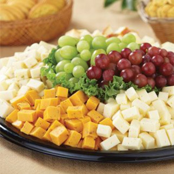 H-E-B Deli Cubed Cheese Party Tray