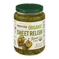 Woodstock Farms Organic Sweet Relish