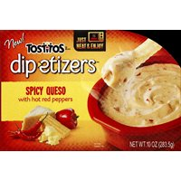 Tostitos Dip-Etizers Spicy Queso