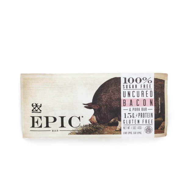 Epic Bacon Hickory Bar Case