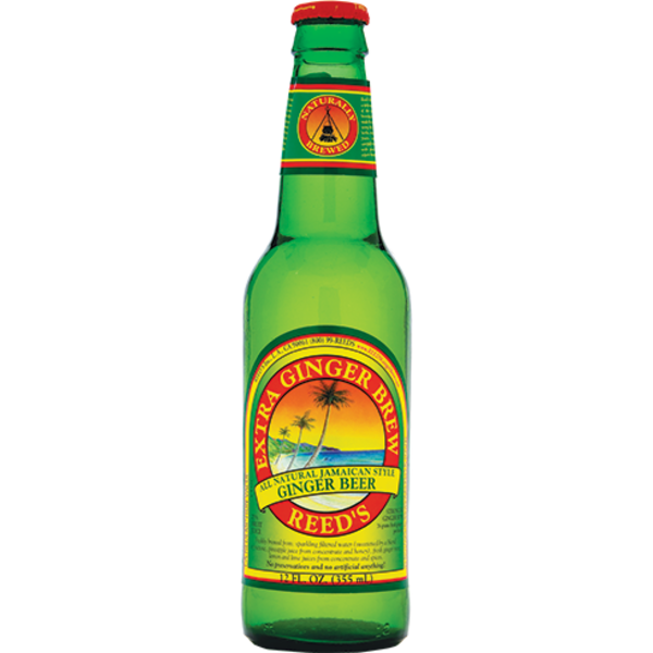 Reed's Inc. Jamaican Style Ginger Beer